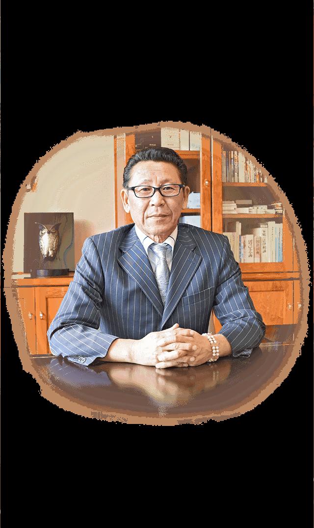 代表取締役社長 東海林 清彦